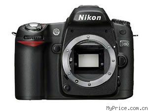尼康 D80+VR18-200mm镜头