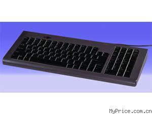 嘉用 101键盘POS普通键盘