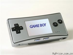 iQue Game Boy micro