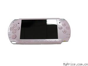 SONY PSP2000(玫瑰粉)