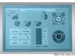 控智 KZ-LED37控制面板