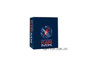 Macromedia Flash MX(标准版)