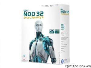 ESET NOD32 ESS安全套装 企业版 4.0 (151-249用户/每用户/1年)