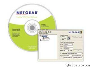 网件VPN-05L(5用户)